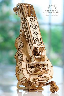 UGears Hurdy-Gurdy 3D Wooden Puzzle Self-Assembling Mechanic