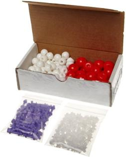 Molecular Models 235 Piece Ice Crystal Molecule Model Kit