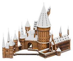 Fascinations ICONX Harry Potter HOGWARTS IN SNOW Castle 3D M