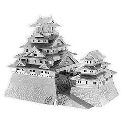 Fascinations ICONX Osaka Castle 3D Metal Model Kit