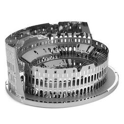 Fascinations ICONX Roman Colosseum Ruins 3D Metal Earth Stee