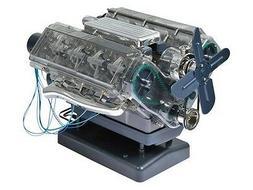 HAYNES INTERNAL COMBUSTION ENGINE FULLY FUNCTIONAL MOTORISED