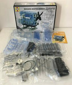 HAYNES Internal Combustion Engine Model Kit NIB
