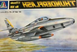 Italeri Italaerei 1:72 Republic RF-84F Thunderflash Plastic