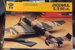 Testors Italeri 1:72 Junkers Ju-86 E-2 Plastic Model Kit #87