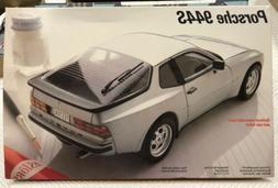 Italeri Porsche 944S Original Collection Model Kit With Remo