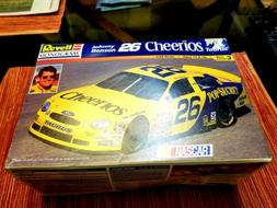 #2553 Revell #26 Johnny Benson Cheerios Taurus 1/24 Scale Pl