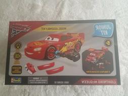 Revell Jr. Cars 3 Lightning McQueen Model Assembly Kit Model
