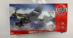 Airfix Junkers Ju-87R-2/ B-2 Stuka 1:48 WWII Military Airpla