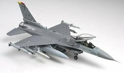 kb09 Tamiya Models F-16CJ Fighting Falcon Model Kit Japan im