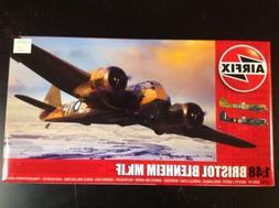 KHS - 1/48 AIRFIX MODEL KIT #A09186 BRISTOL BLENHEIM Mk.IF