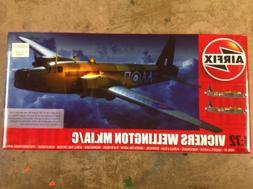 KHS - 1/72 AIRFIX MODEL KIT #A08019 VICKERS WELLINGTON Mk.IA