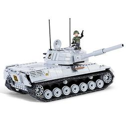 kids leopard 1 german army tank model