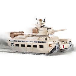 Cobi Kids Small Army Matilda II British Tank Model Kit Toy F