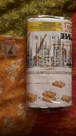 Home Depot Kids Workshop CRANE KIT W/ PIN