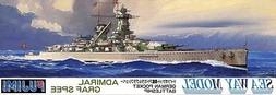 Fujimi Model Kit - German Admiral Graf Spee Battleship - 1:7