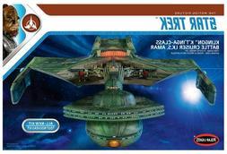 Round 2 Klingon K't'inga I.K.S. AMAR 1:350 Scale Model Kit