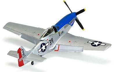 Airfix 01004A North P-51D Mustang 1/72 Scale Plastic Model Kit