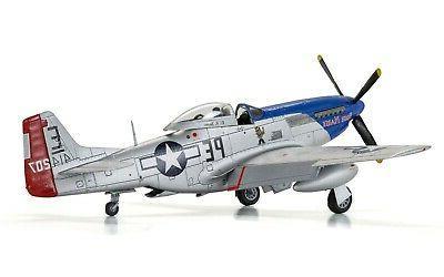 Airfix 01004A North P-51D Plastic