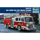 '02 American Lafrance Pumper, 1/25 by Trumpeter, Model Car 9