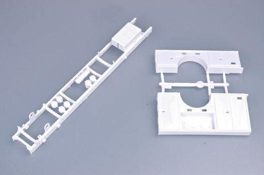 Trumpeter 02506 1/25 LaFRANCE Eagle 2002 Plastic Kit