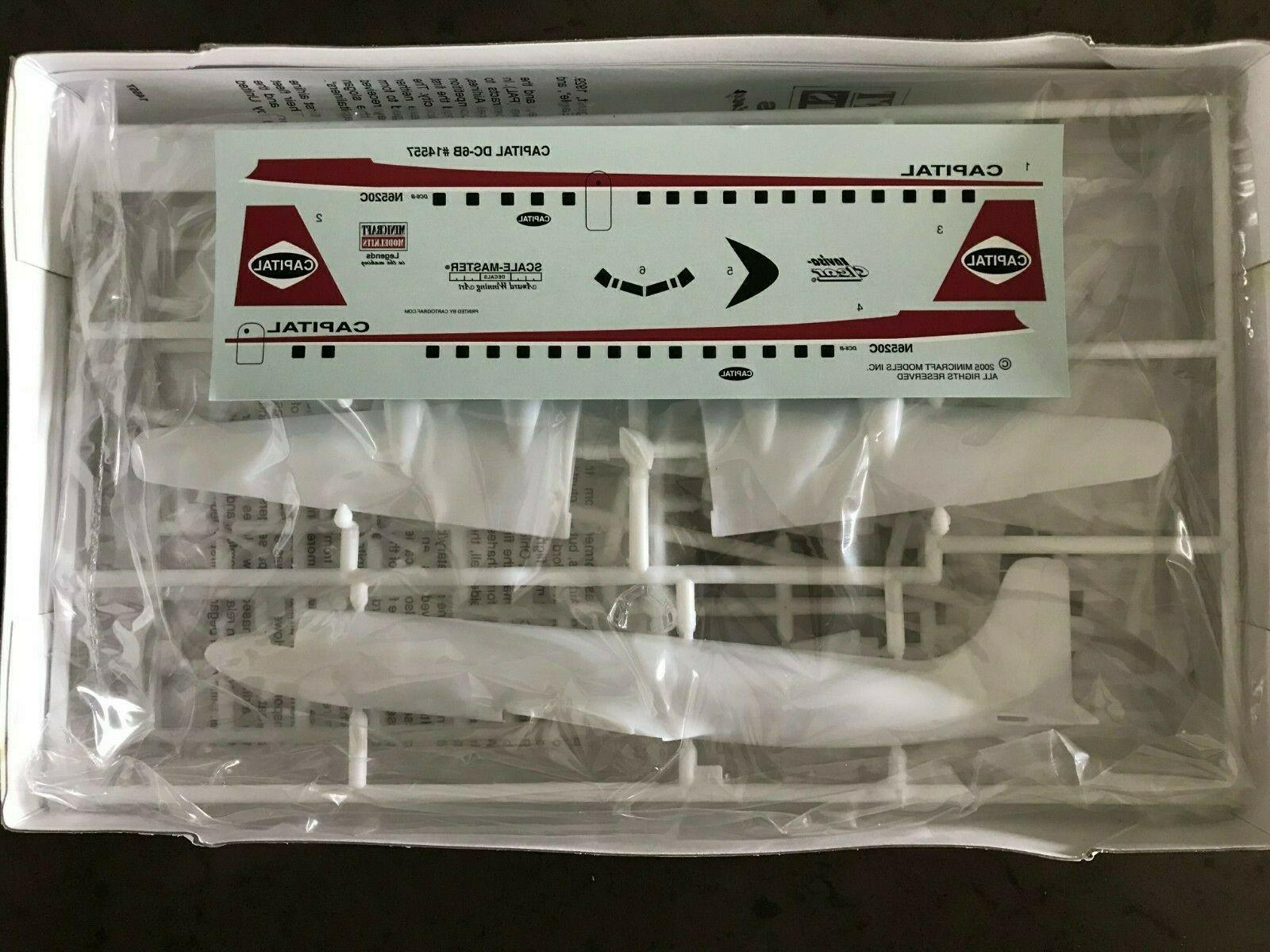 Minicraft Scale Air Model Kit - NEW- SHIPPING