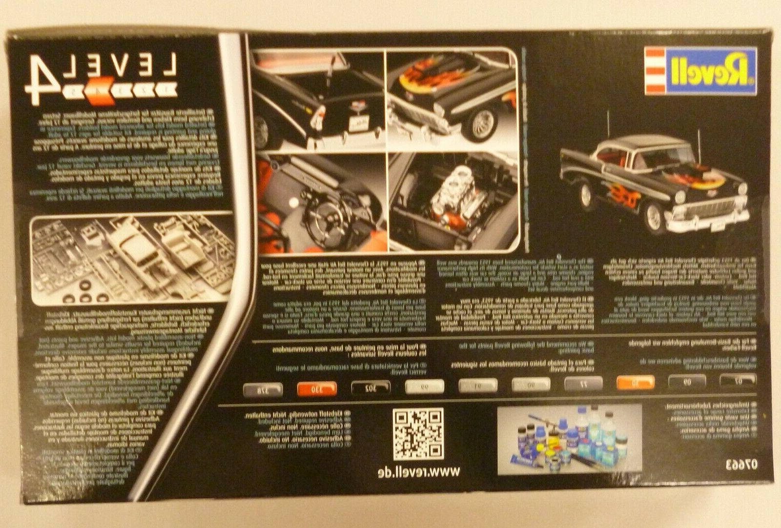Revell 1/24 Chevy Custom Model 07663