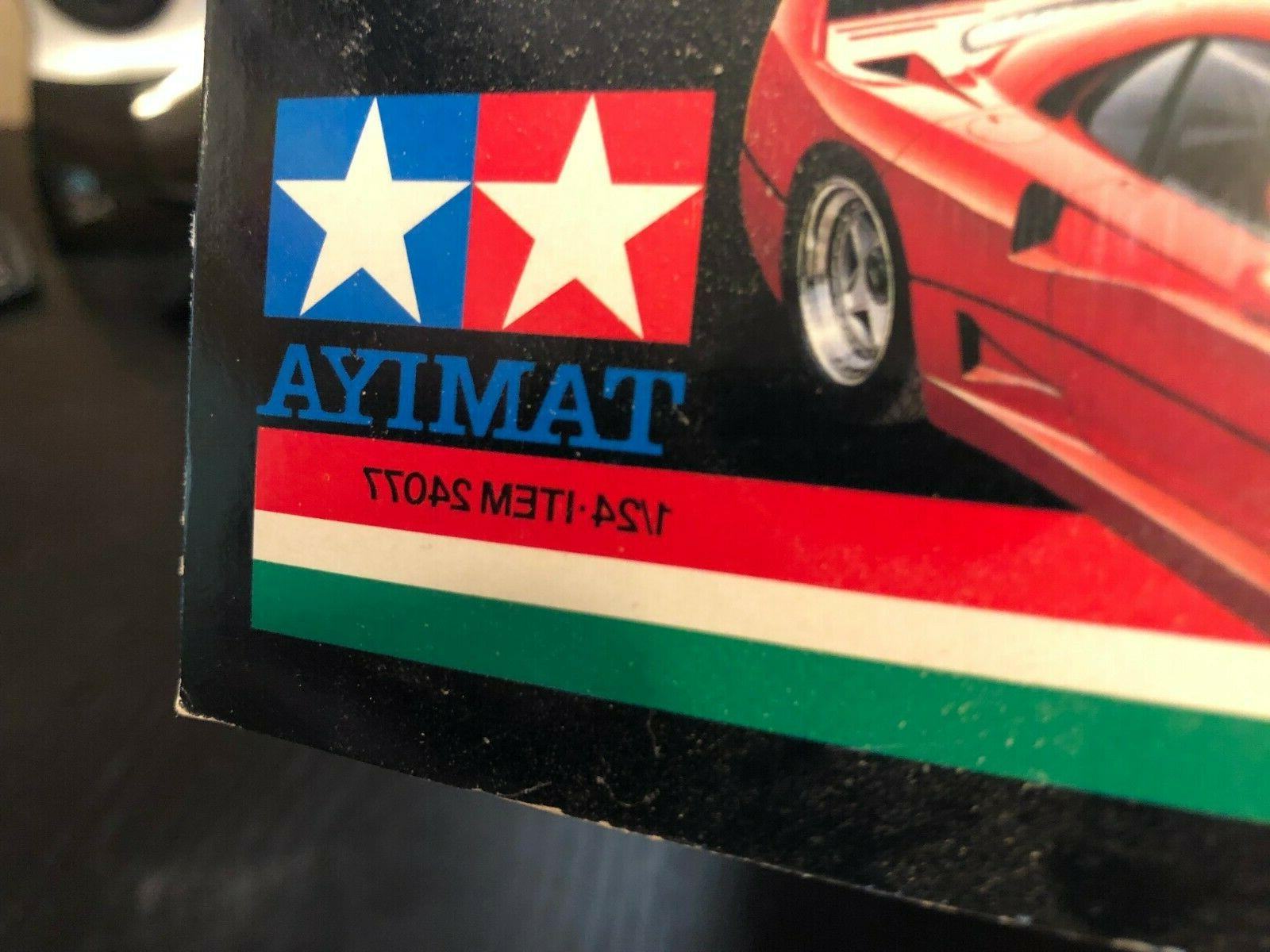 Tamiya Ferrari Car 24104