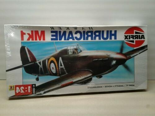 1 24 hawker hurricane mk 1 model