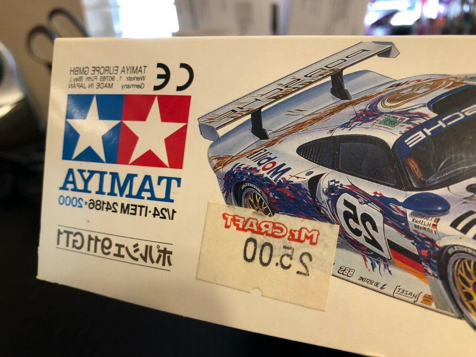 Tamiya Porsche GT1 Car Kit #