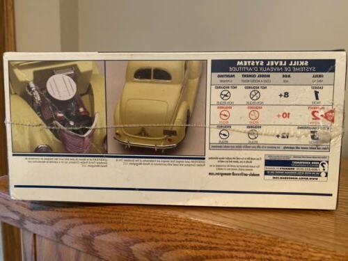 Revell Ford Street Model