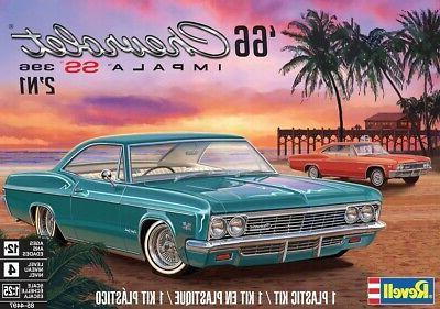 1 25 1966 chevy impala ss 396