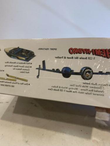 Revell 1/25 Speed Factory Sealed Not Kit Case