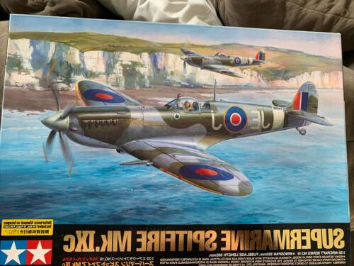 Tamiya 1/32 Aircraft Series No.19 Royal Air Force Supermarin