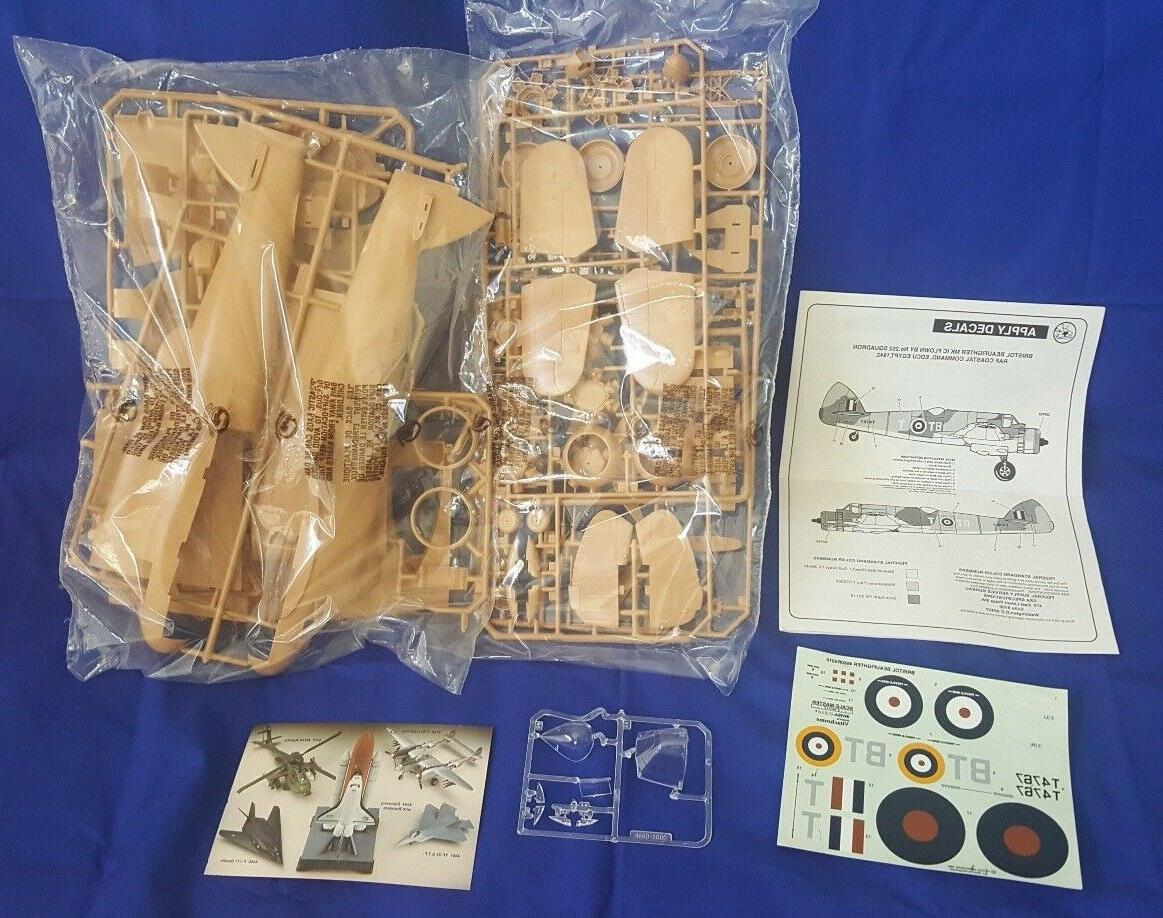1/32 Revell Model MIB 1994 pieces