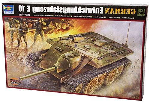 1 35 german e10 tank