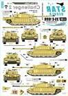 Star Decals for 1/35 Op.Telic Vol.4 - Occupation of Iraq Cha