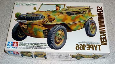 1 35 pkw k2s schwimmwagen type 166