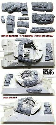 1/35 Scale M10 Tank Destroyer Stowage Version-T1  VGD
