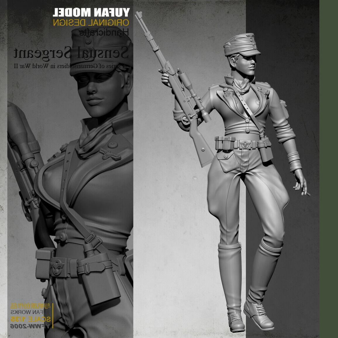 1 35 scale wwii shooter female sexy