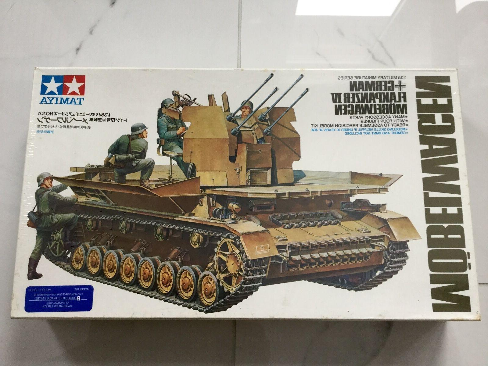 1 35 ww ii german flakpanzer iv