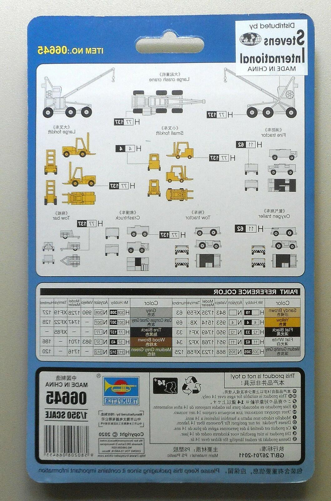 Equipment TRUMPETER KIT 6645