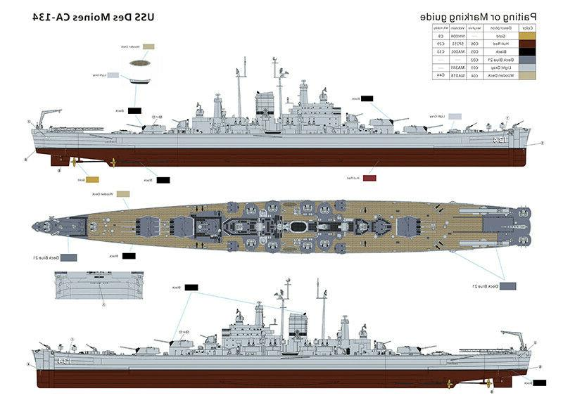 Very 1/350 Des Kit - SHIP