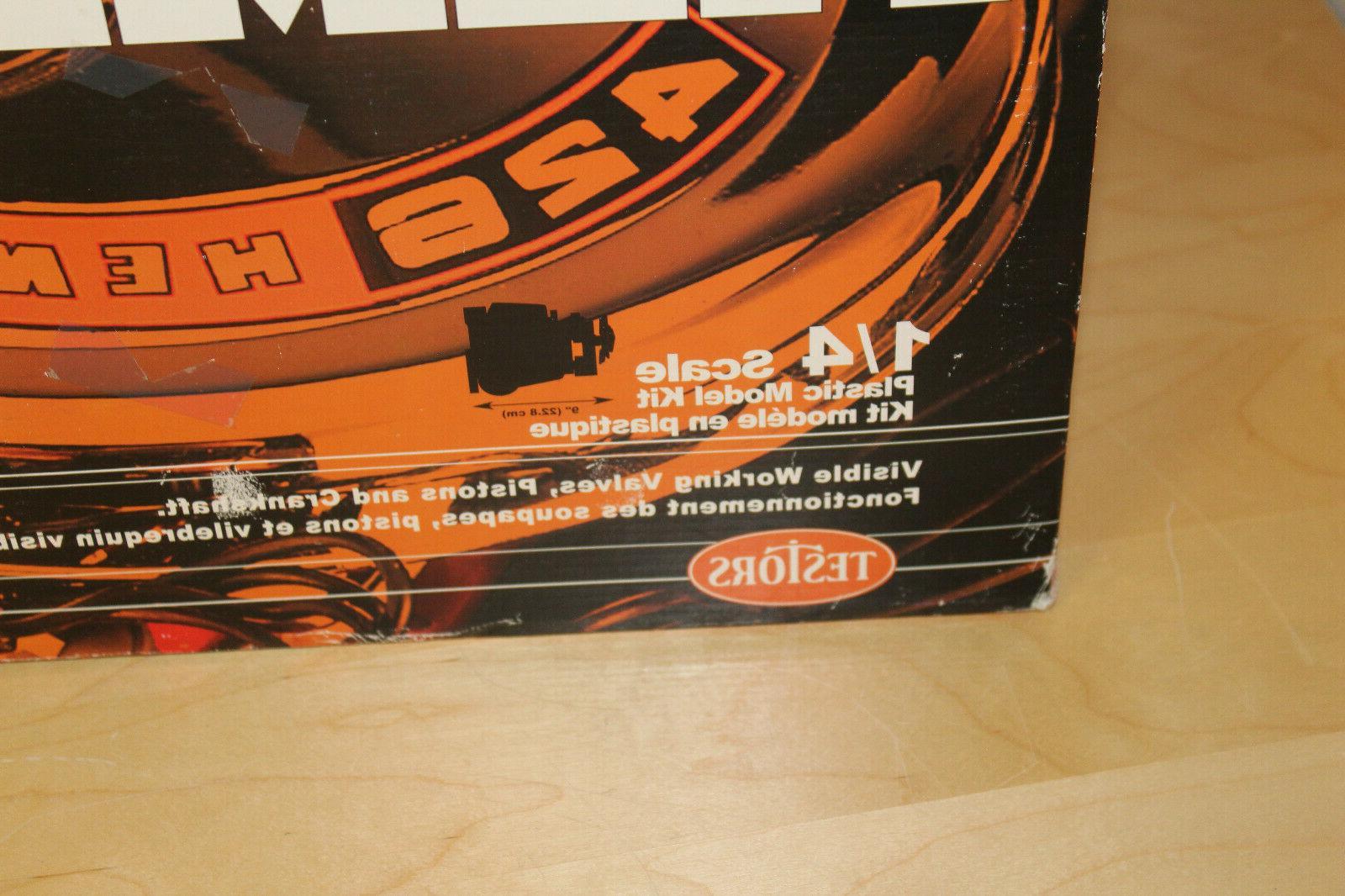 Testors 1/4 Dodge Hemi 426