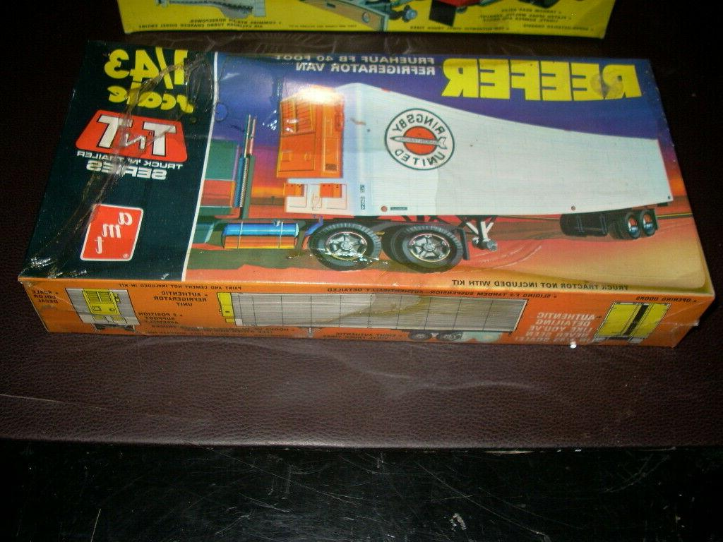 AMT SCALE K123 TRACTOR MODEL SEALED