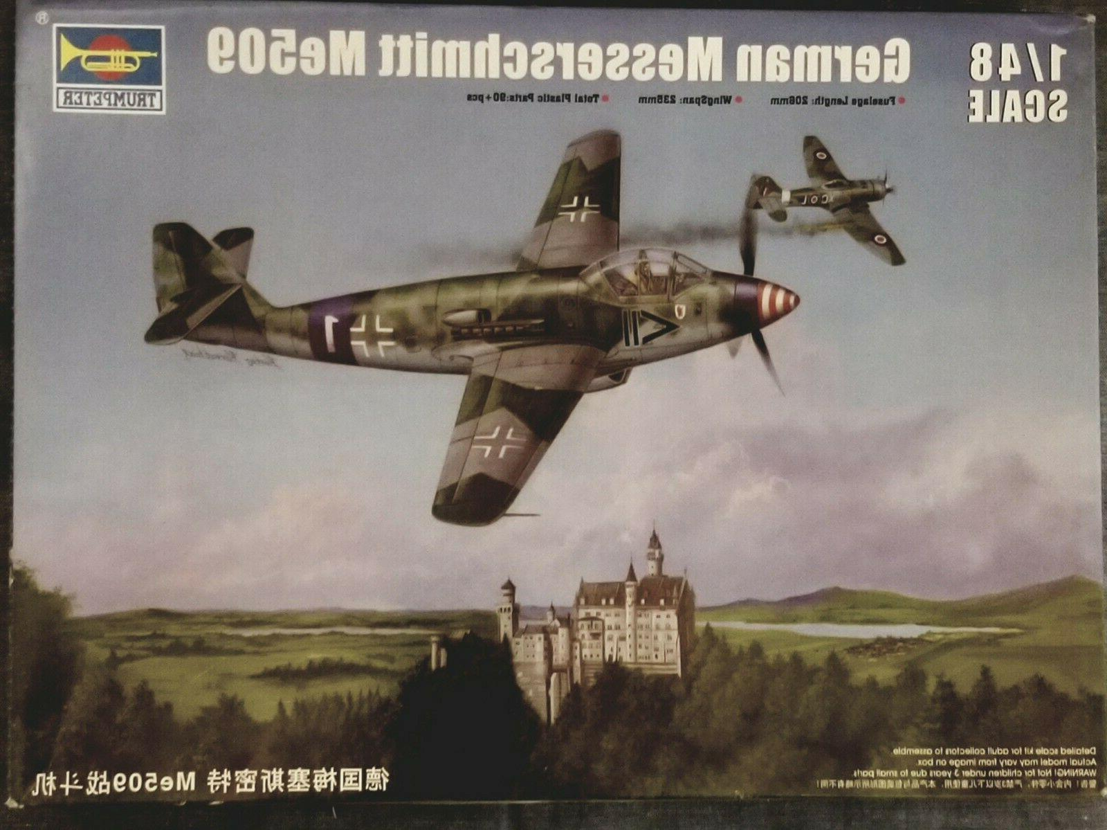 1 48 02849 german messerschmitt me 509