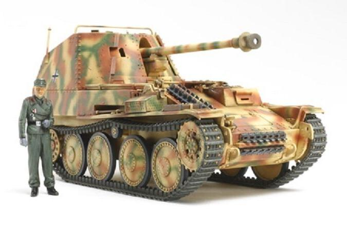 1/48 Tamiya German Tank Model