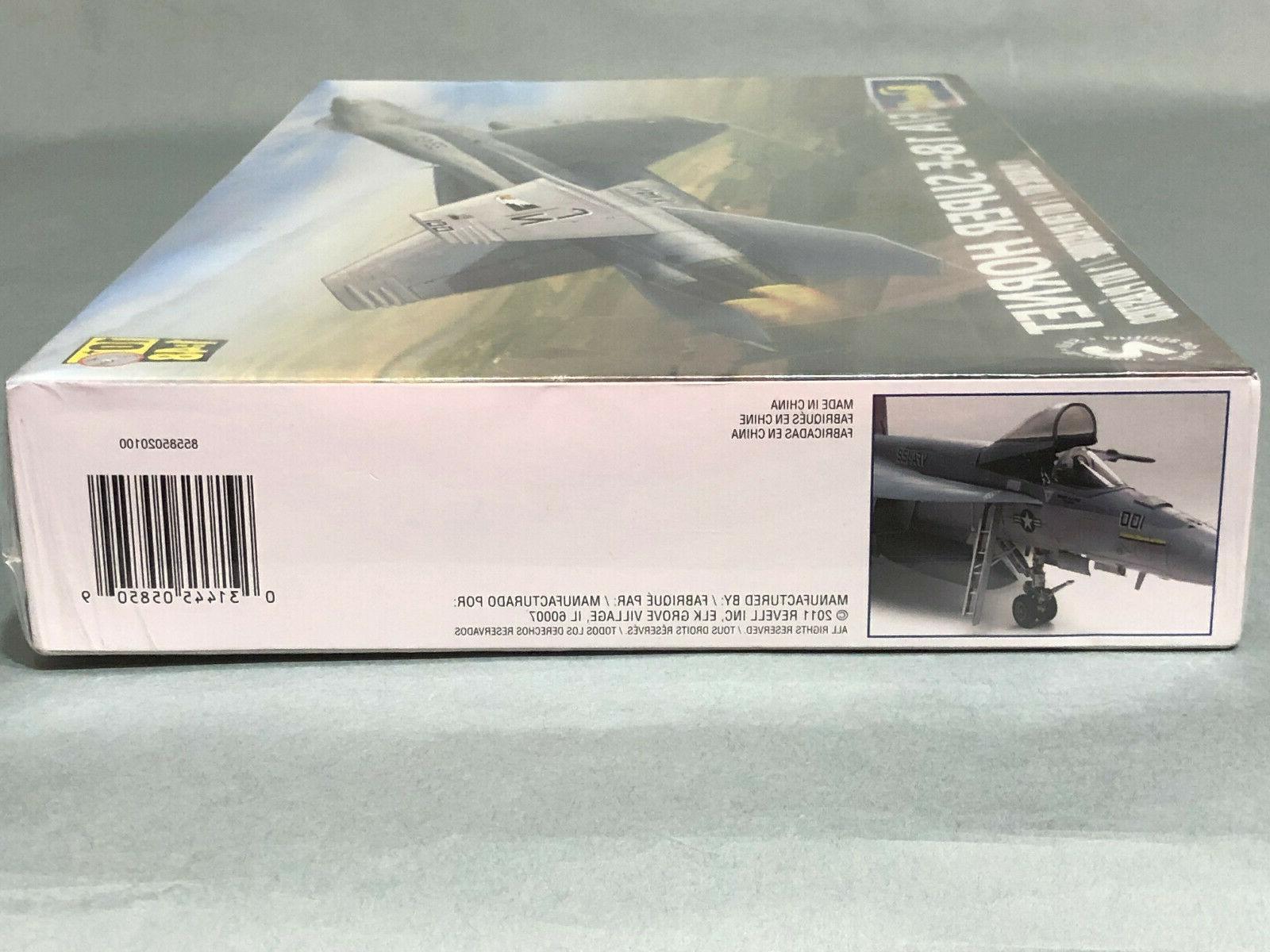 Revell 1/48 18 Super Hornet Model - Sealed