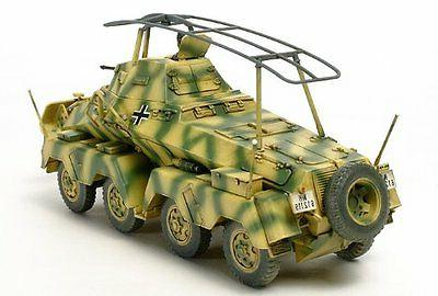 TAMIYA 1/48 German 8-wheels Model Kit NEW