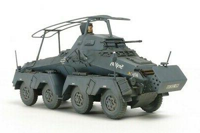 1 48 german 8 wheels heavy armored
